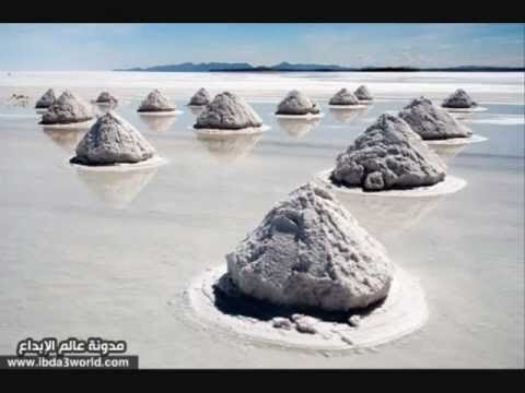 The 10 most unusual places on Earth - The amazing signs of God
