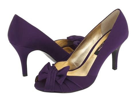 25  best ideas about Purple bridesmaid shoes on Pinterest