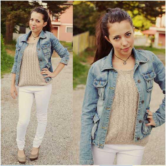 Soy Ordia 25 Formas De Utilizar Un Pantalon Blanco