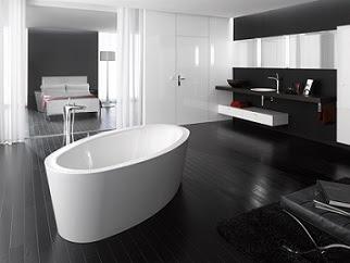 Le Design De La Baignoire Ilot Fait Son Succes Baignoire Ilot