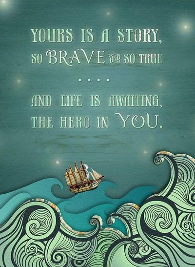 You Have To Be Your Own Hero Quotes Abycamp