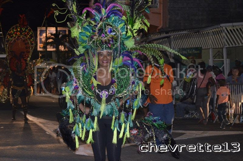 Le Gosier (carnaval 11) ....Guadeloupe