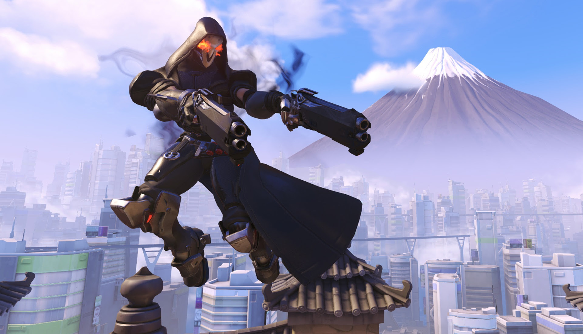 Overwatch is getting free-for-all and team deathmatch screenshot