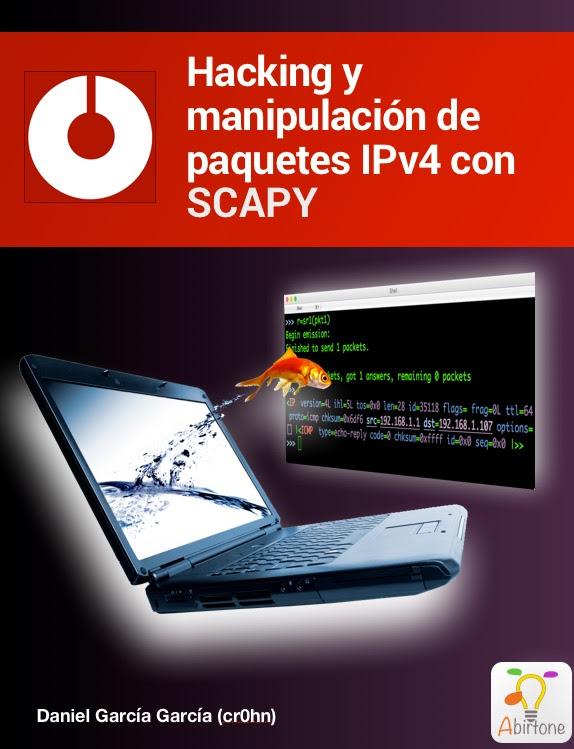 Libro Scapy