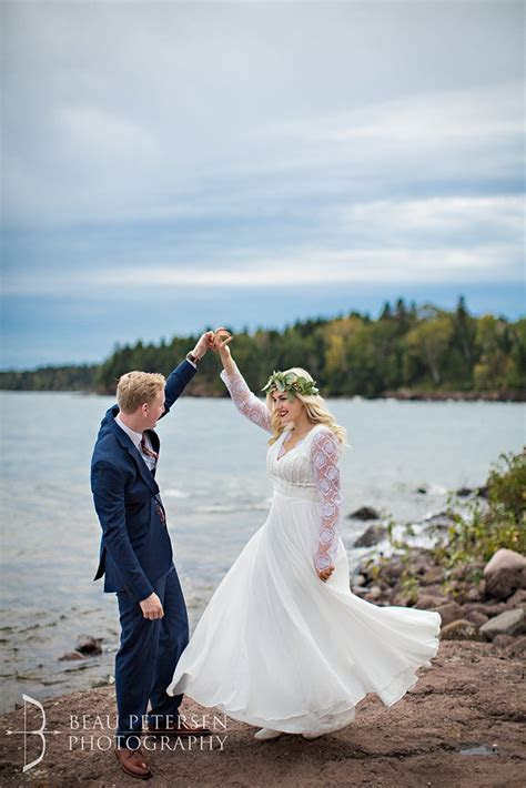 Wedding Photographer   Duluth, MN   Lake Superior North