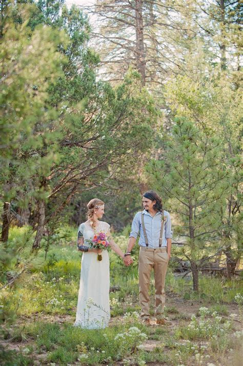 Bohemian Wedding Inspiration in the Land of Enchantment