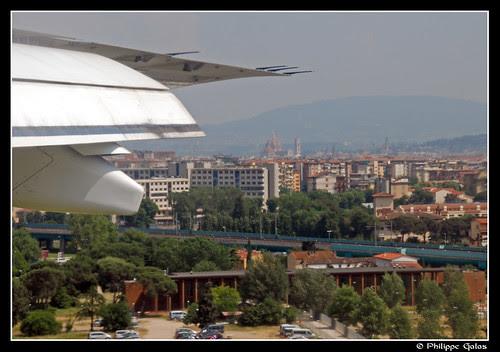 Italie - Florence Aéroport