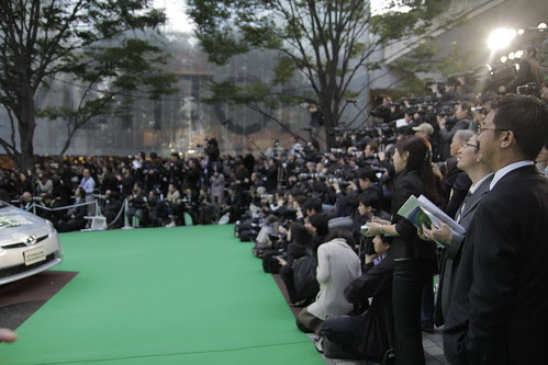 Lots and lots of journalists