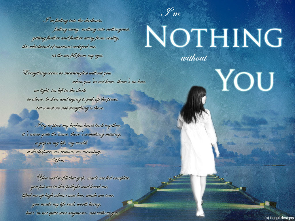 Czeshop Images My Life Is Nothing Without You Quotes