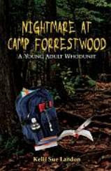 Nightmare at Camp Forrestwood: A Young Adult Whodunit