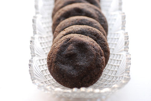 stuffed chocolate cookies