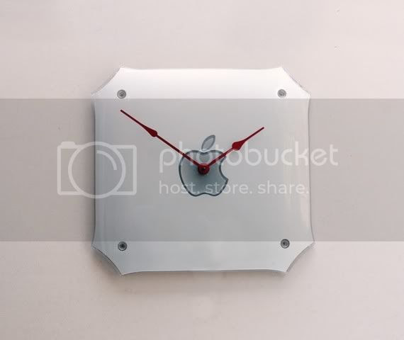 Mac computer clock