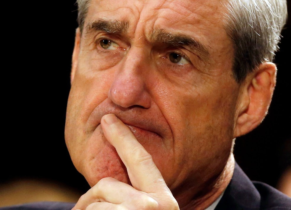 Robert Mueller (Foto: REUTERS/Larry Downing)