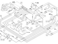1979 Ez Go Gas Cart Wiring Diagram
