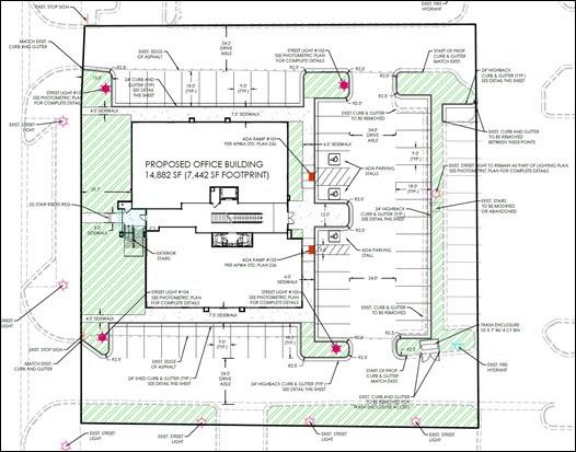 2021-02-02 Lone Peak Office Site Plan