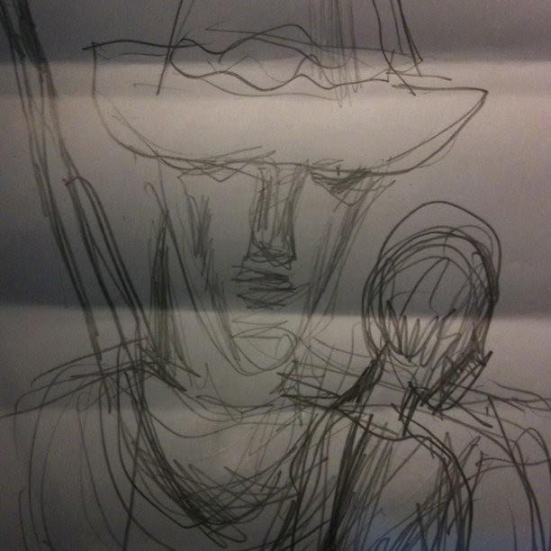 #drawing @andy_warhol