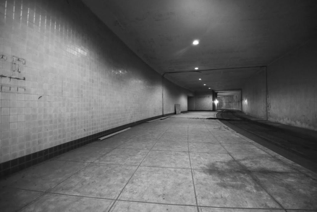 A Long Forgotten Underground Tunnel In D C Is Finally