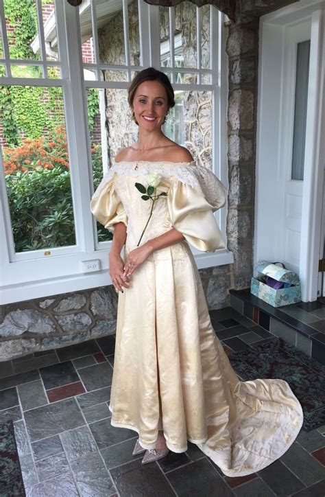 Everyone Has Seen This Bride's 120 Year Old Dress, Except