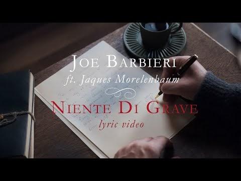 Joe Barbieri, 'Niente di grave' è il nuovo singolo. Dal 10 luglio al via il tour estivo