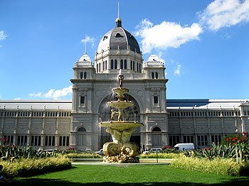 Royal Exhibition Building Melbourne