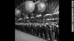 When World War II brought women to battlefield