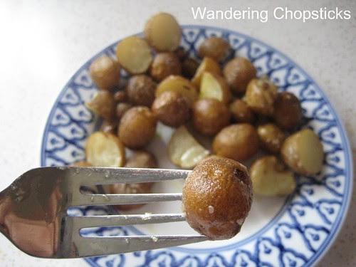 Homegrown Fingerling Potatoes 1
