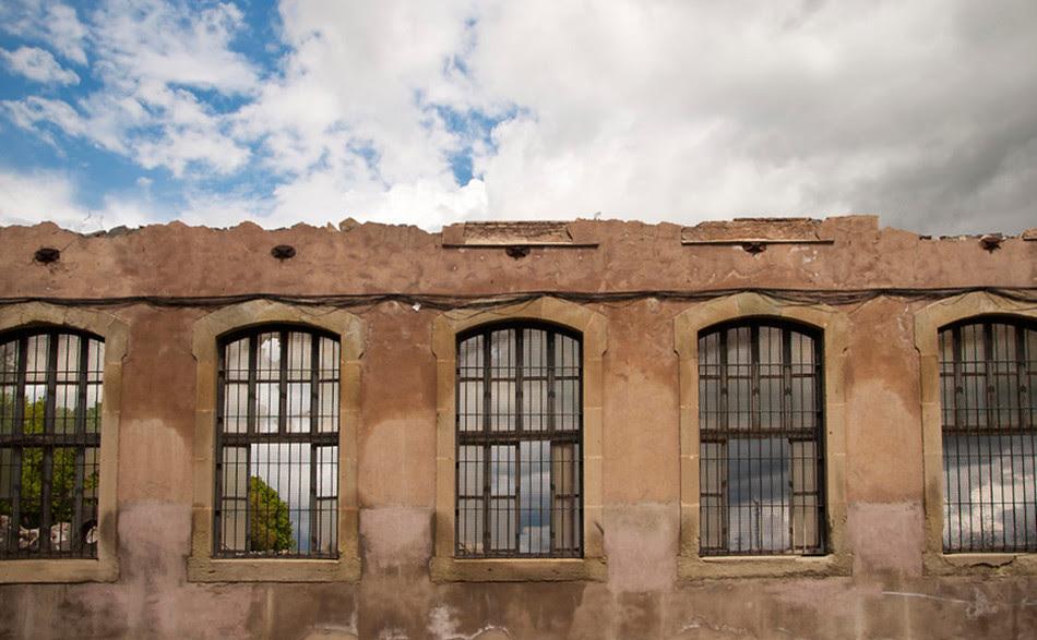 Antiga fàbrica