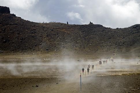 South Crater, Tongariro National Park, New Zealand