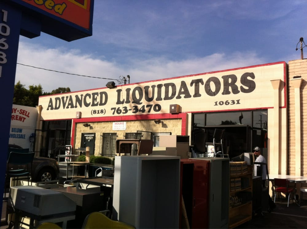 Advanced Liquidators Office Furniture - Office Equipment ...