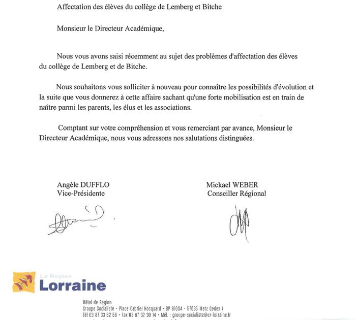 Lettre De Demission: Lettre De Demission Lycée Pour Changement D'orientation