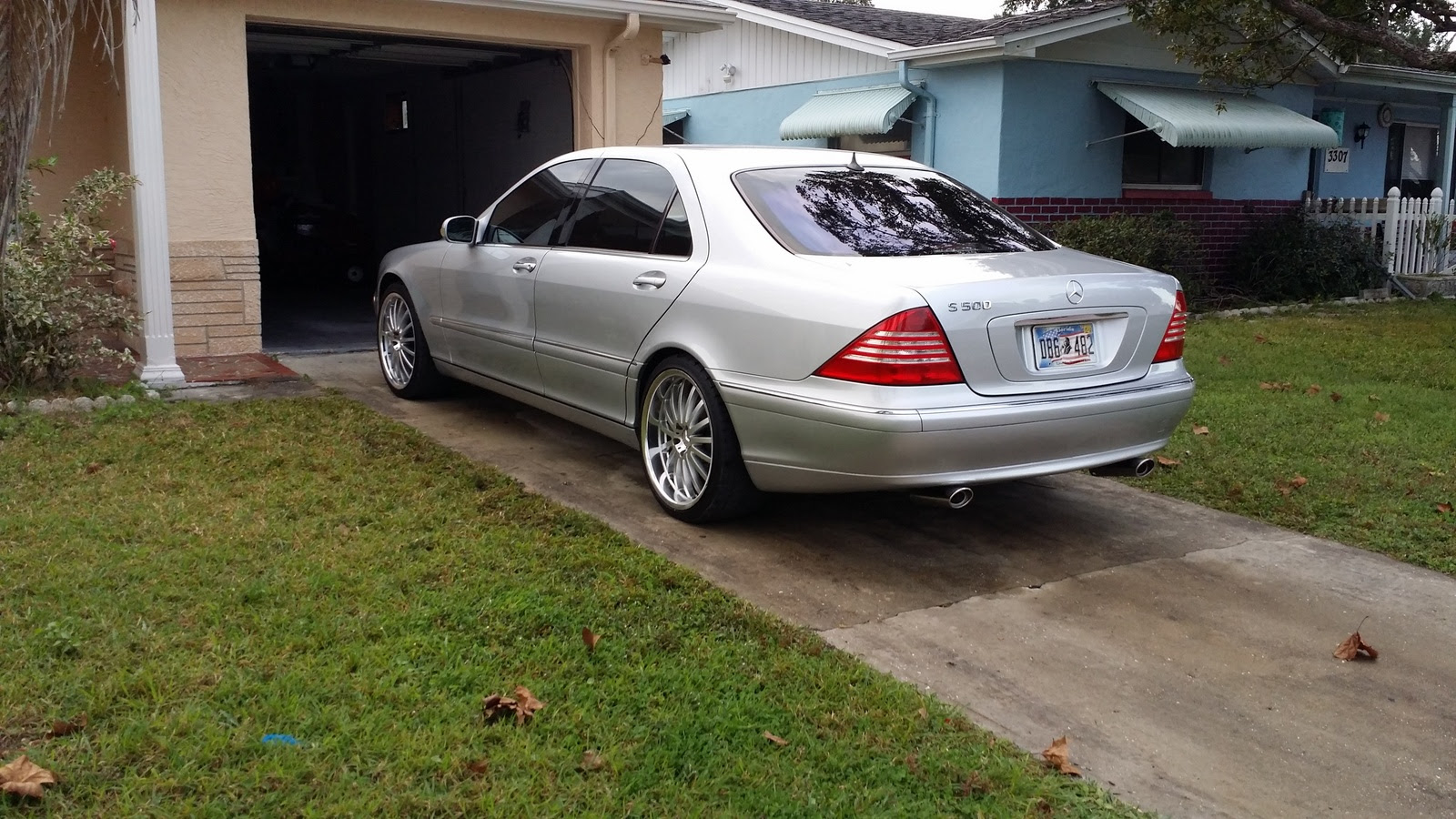 2001 Mercedes-Benz S-Class - Pictures - CarGurus