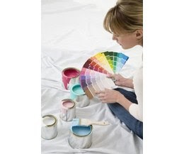 Painter 39 s edge what interior paint colors go together for Paint colors that go together