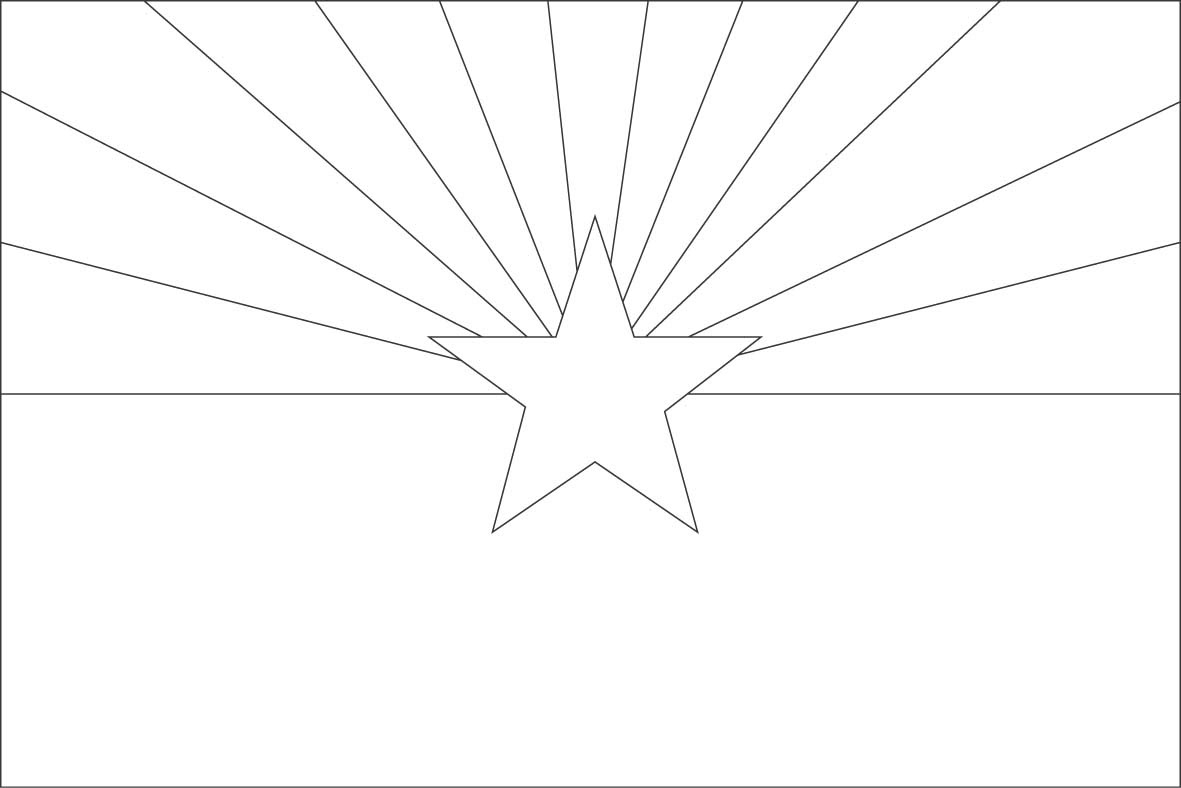 World Flags Coloring Pages