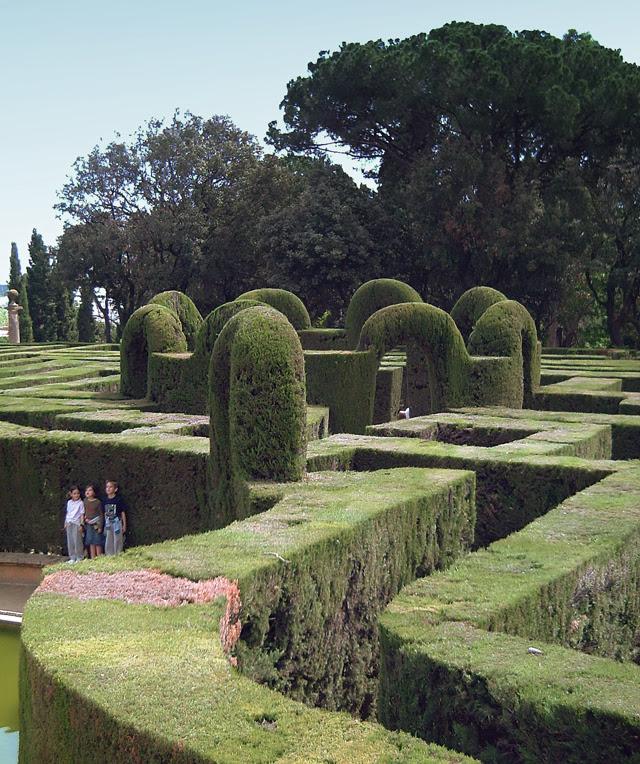 Parc-del-Laberint