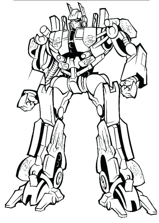 Transformers Coloring Pages Free Download Best Transformers