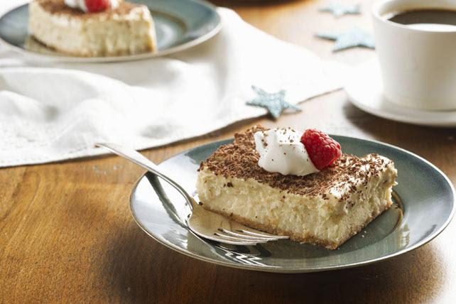 Smart-Choice Tiramisu Mousse Cheesecake Image 1