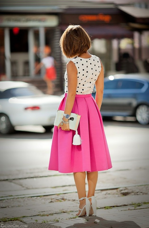 gorgeous midi skirts outfits for a classy look  fashionsy