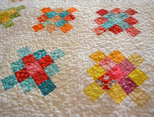Granny Squares - detail