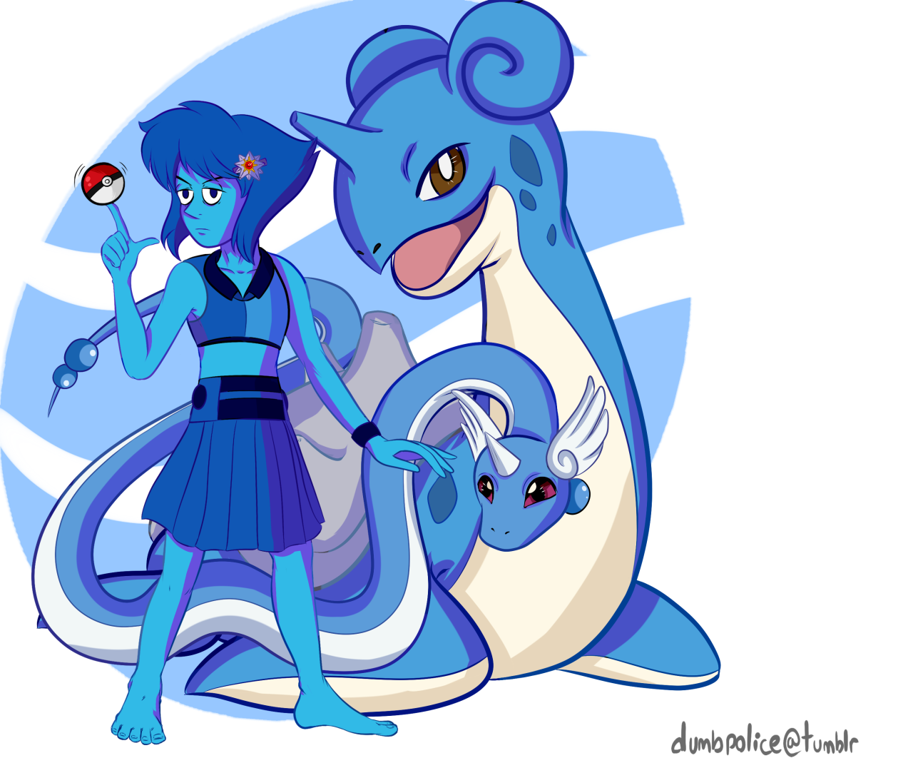 In celebration of all this Pokémon stuff that's been going on lately, I drew a follow up on this old thing I did a couple years ago. ヽ(*´∀`)ノ゙ (Click 'em for full view plz and ty)