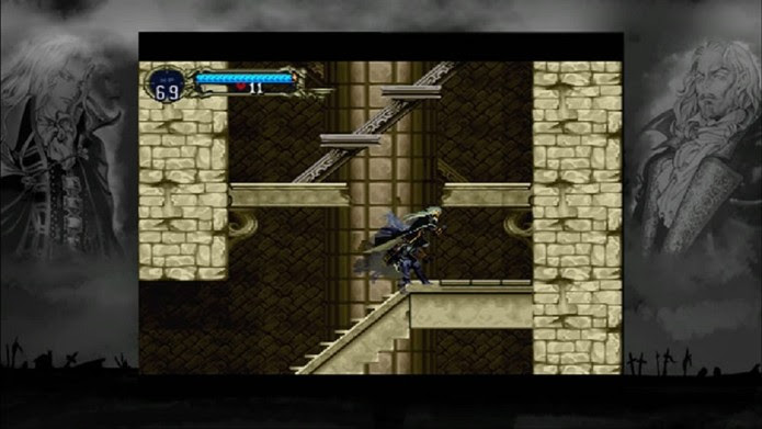 Castlevania Symphony of the Night (Foto: Divulgação/Konami)