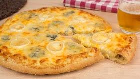 Pizza 4 Quesos Domino S