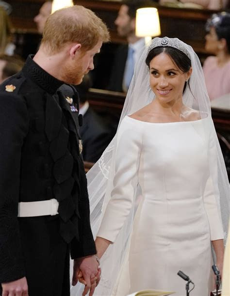 Meghan Markle Wedding Dress   POPSUGAR Fashion Photo 37
