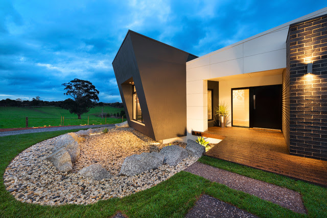 Gilleaindreas by Design Unity  Contemporary  Exterior  melbourne  by Design Unity