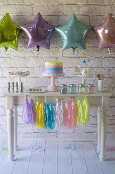 Kara's Party Ideas Colorful Unicorn Rainbow Birthday Party