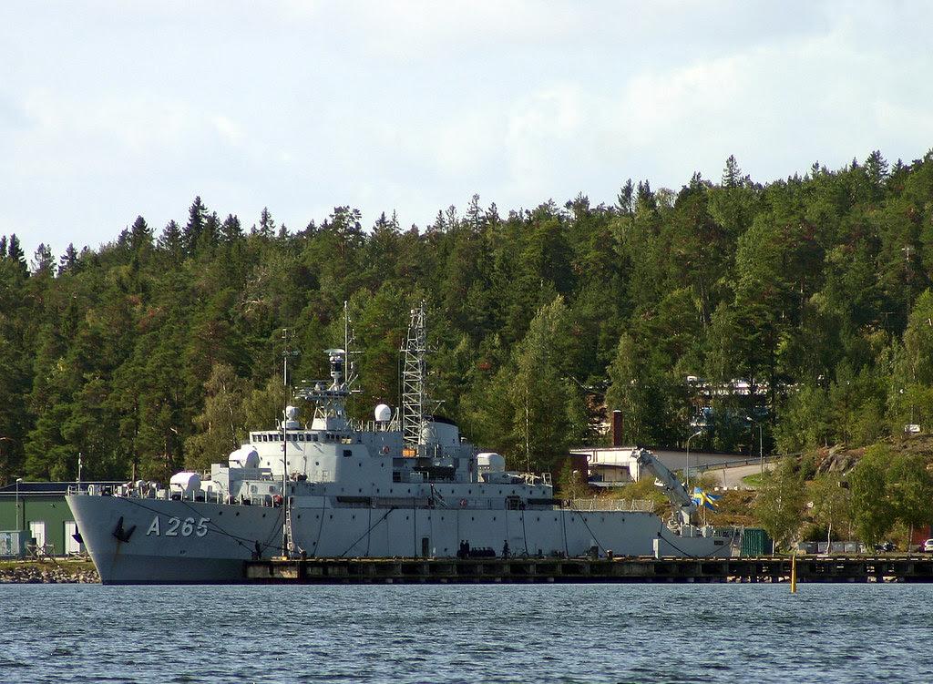 HMS Visborg