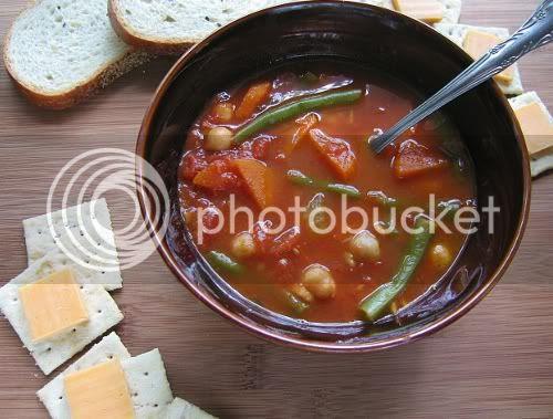 Winter Tomato Soup 2