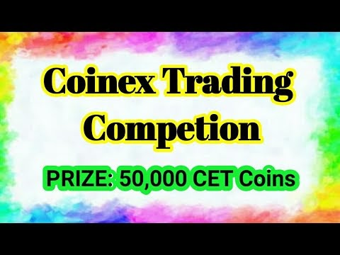 Coinex Exchange Dero Coin Trading Competition   Tamil Crypto Tutorials