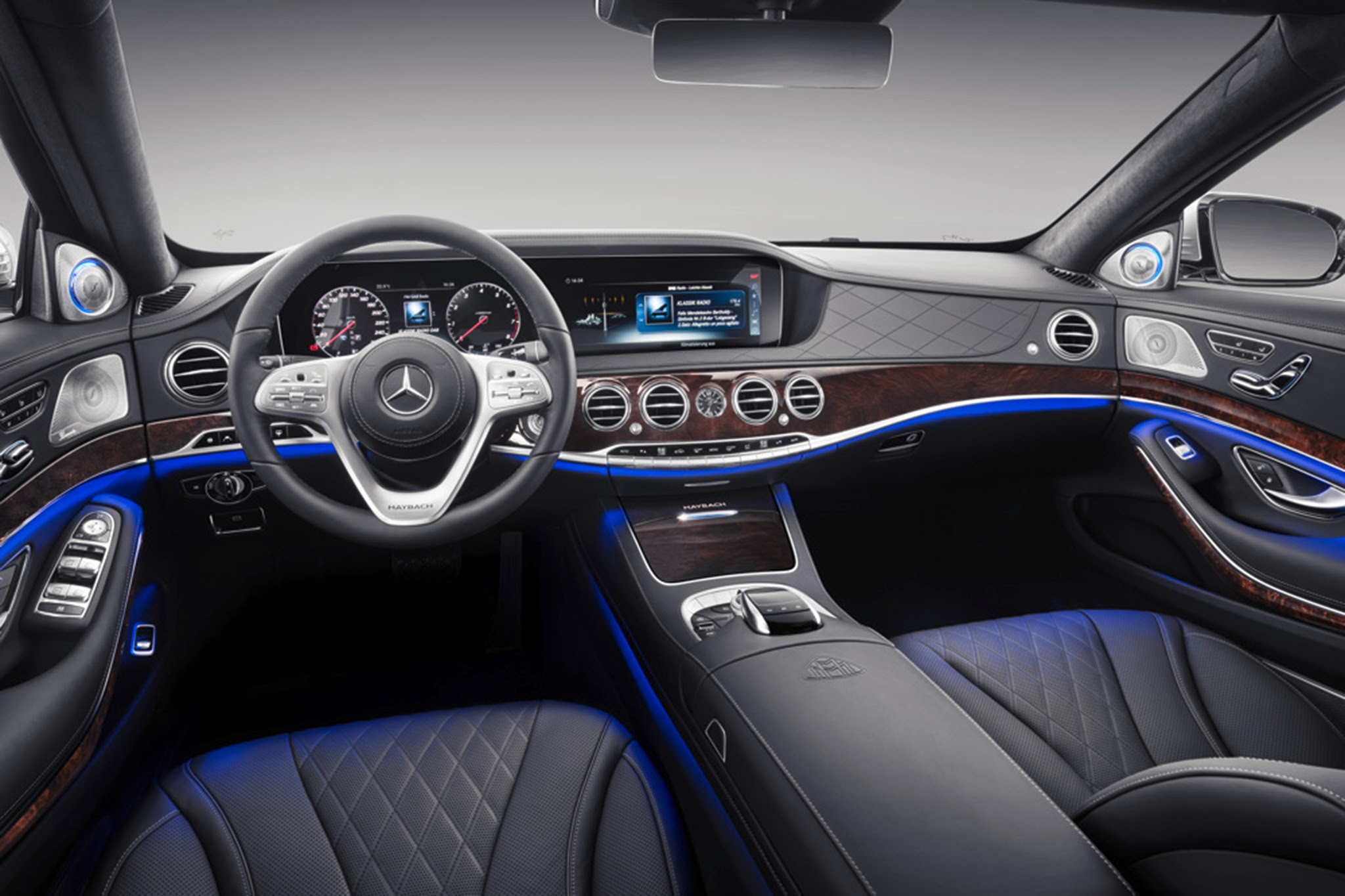 2019 Mercedes-Maybach S-Class Arrives in Style ...