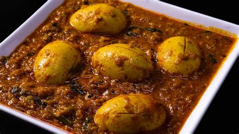 egg curry recipe steffis recipes