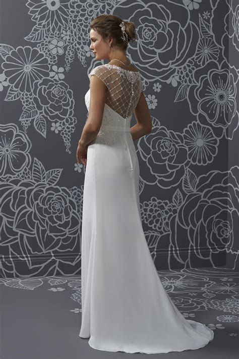 Whitney Wedding Dress from Romantica   hitched.co.uk